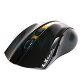 Wireless Optical Mouse NUBWO (NM-39 ZERO X) Yellow/Black
