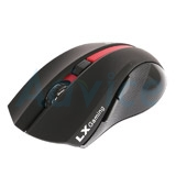 Wireless Optical Mouse NUBWO (NM-39 ZERO X) Red/Black