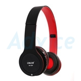 Headphone BLUETOOTH OKER (SM-889) Balck/Red