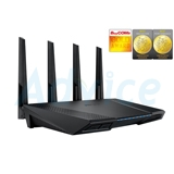 Router ASUS (RT-AC87U) Wireless AC2400 Dual Band Gigabit