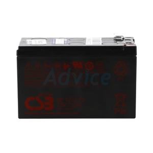 Battery 7.2Ah 12V CSB APC GP1272
