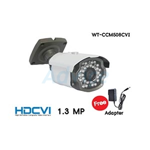 CCTV 3.6mm HDCVI WORLDTECH#CCM508