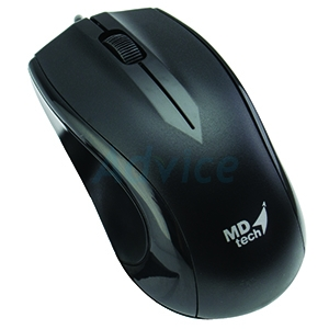 USB Optical Mouse MD-TECH (MD-64) Black