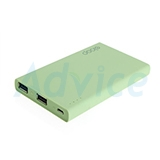 POWER BANK 11000 mAh 'ELOOP' (E12) Green