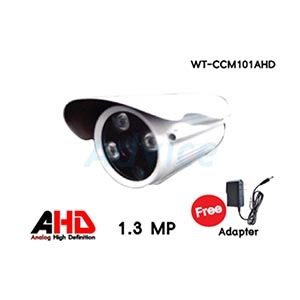 CCTV 4mm AHD WORLDTECH#CCM101