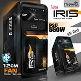 ATX Case ITSONAS Iris (Black)