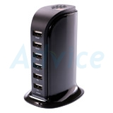 Adapter USB HUB 6 Port (U508)