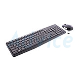 (2in1) Wireless LOGITECH (MK235) Black