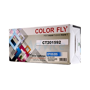 Toner-Re FUJI-XEROX CT201592 C - Color Fly