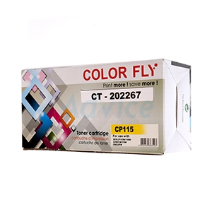 Toner-Re FUJI-XEROX CT202267 Y - Color Fly