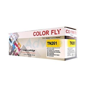 Toner-Re BROTHER TN-261 Y - Color Fly