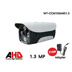 CCTV 3.6mm AHD WORLDTECH#CCM105