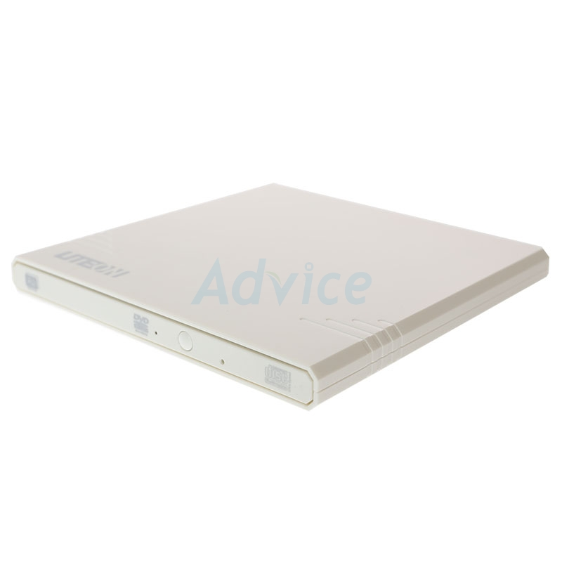 ExtSlim DVD RW 8X LITE-ON (eBAU108) White
