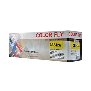 Toner-Re HP 131A-CB542 Y - Color Fly