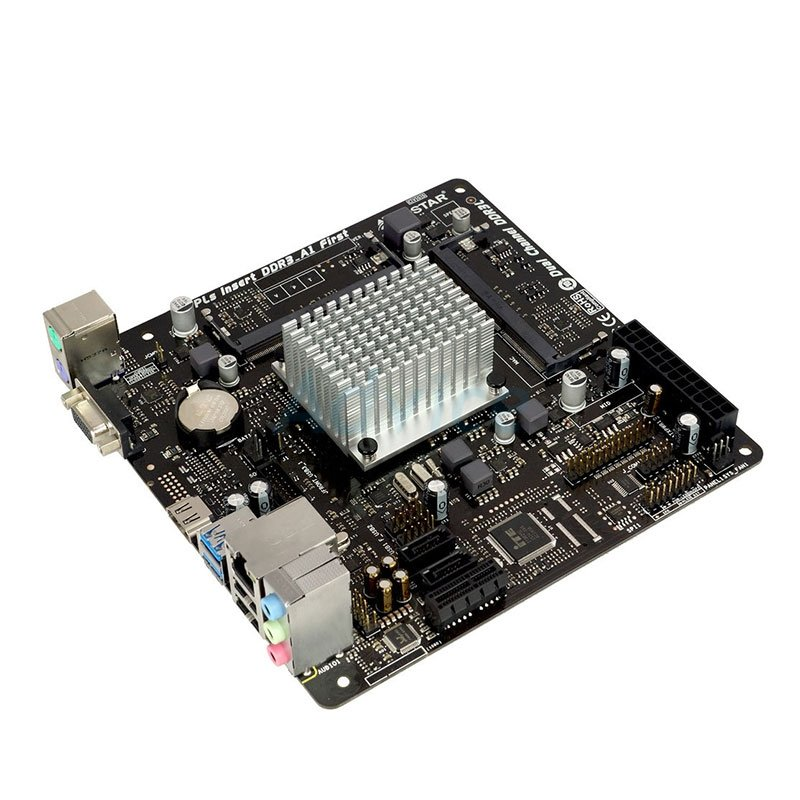 BIOSTAR J3060NH + CPU CELERON DUAL CORE TURBO BOOST  UP TO 2.48GHZ