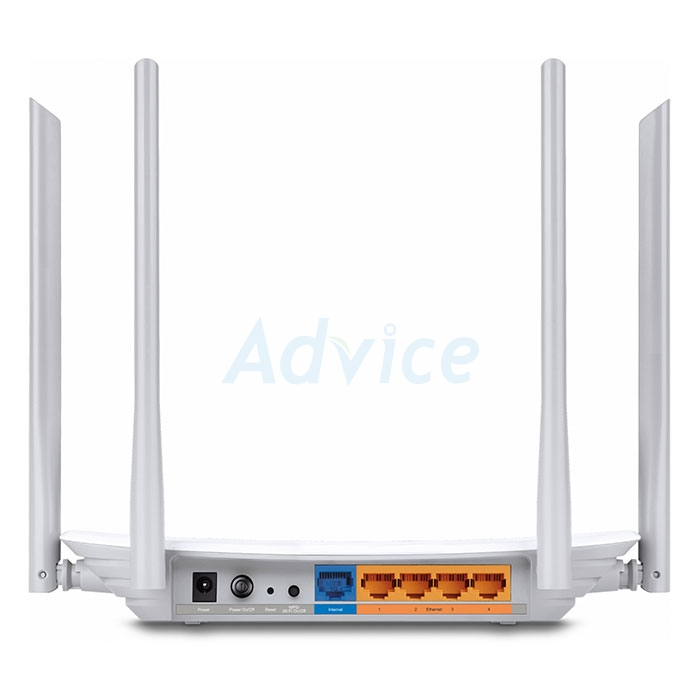 Router TP-LINK (Archer C50) Wireless AC1200 Dual Band