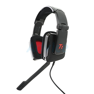 HEADSET (2.1) TT ESPORT SHOCK (BLACK)