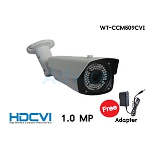 CCTV 3.6mm HDCVI WORLDTECH#CCM509