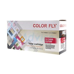 Toner-Re SAMSUNG CLT-M406S M - Color Fly
