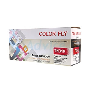 Toner-Re BROTHER TN-340 M - Color Fly