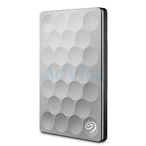 1 TB Ext 2.5'' Seagate Backup Plus Ultra Slim (Platinum, USB3)