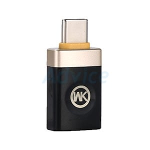 OTG Type C to USB2.0 (RA-OTG) 'WK' Black