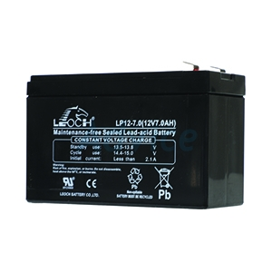 Battery 7Ah 12V SYNDOME