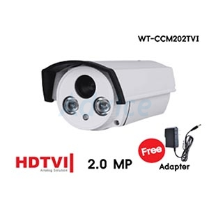 CCTV 4mm HDTVI WORLDTECH#CCM202