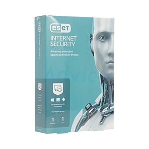 ESET NOD32 Internet Security (1Devices)