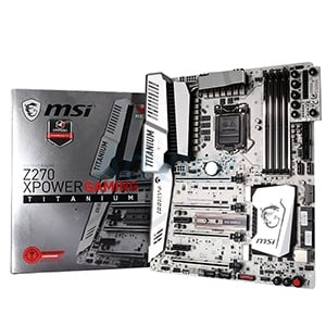 MSI Z270 XPower GAMING Titanium Edition