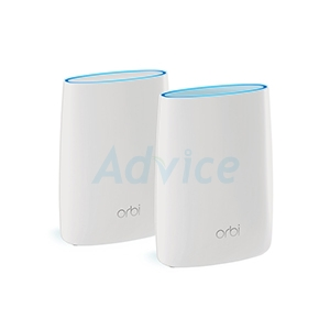 Whole-Home Mesh NETGEAR Orbi (RBK50) Wireless AC3000 Tri-band