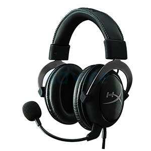 HEADSET (7.1) HYPER-X CLOUD II (GUNMETAL)