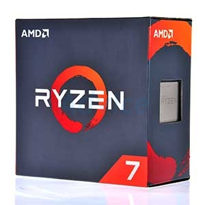 CPU AMD Ryzen7 1800X  (No Fan)