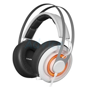 HEADSET (7.1) Steelseries Siberia 650 RGB (White)