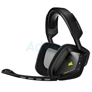 HEADSET (7.1) CORSAIR Void RGB Wireless (Black)