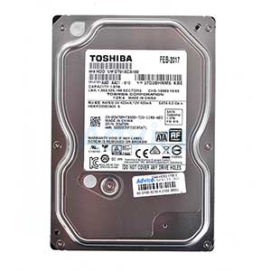 DELL HDD 1TB 7.2K SATA II 3.5