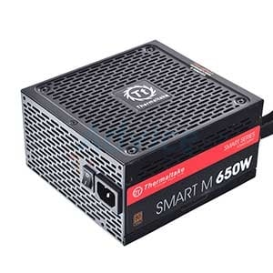 PSU (80+ Bronze) ThermalTake Smart M 650w.