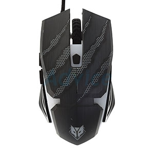 USB Optical Mouse NUBWO (NM-78C BATTLE) Black