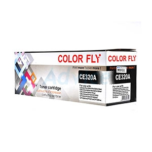 Toner-Re HP 128A-CE320A BK - Color Fly