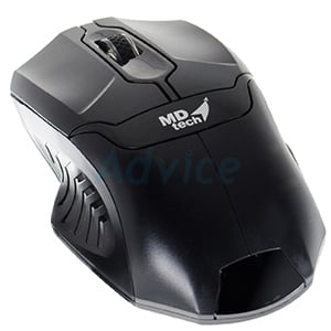 USB Optical Mouse MD-TECH (MD-59) Black