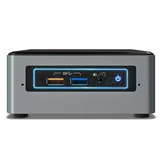 Mini PC Intel NUC_Celeron J3455 BOXNUC6CAYS