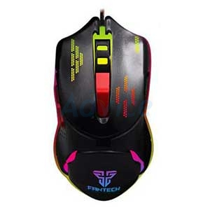 OPTICAL MOUSE FANTECH V1 GAMING (Black)