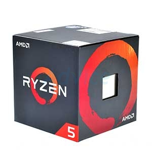 CPU AMD Ryzen5 1600
