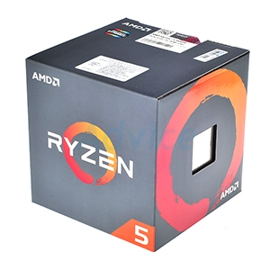 CPU AMD Ryzen5 1500X