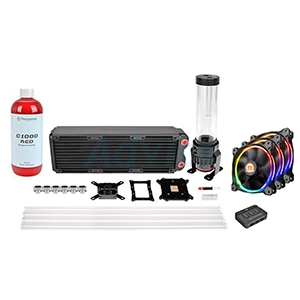 Water Cooling Kit ThermalTake Pacific RL360 D5 Hard tube RGB (By Order)