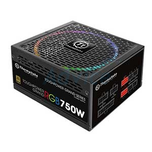 PSU (80+ Gold ) Thermaltake Toughpower Grand RGB 750w.