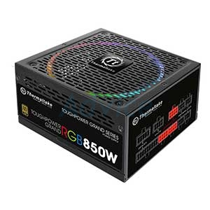 PSU (80+ Gold ) Thermaltake Toughpower Grand RGB 850w.