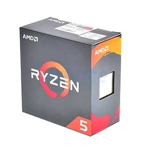CPU AMD Ryzen5 1600X (Box No Fan STrek )