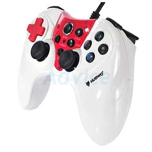 JoyStick Analog NUBWO NJ-27 BlackHawk (White-Red)