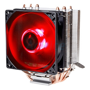 CPU COOLER ID-COOLING SE-903 (Red Led)
